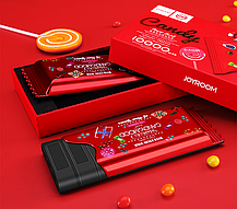 Внешний аккумулятор Joyroom D-M150 10000mah Red Candy Гарантия 6 месяцев, фото 3