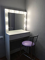 Стол для визажиста, рабочее место парикмахера