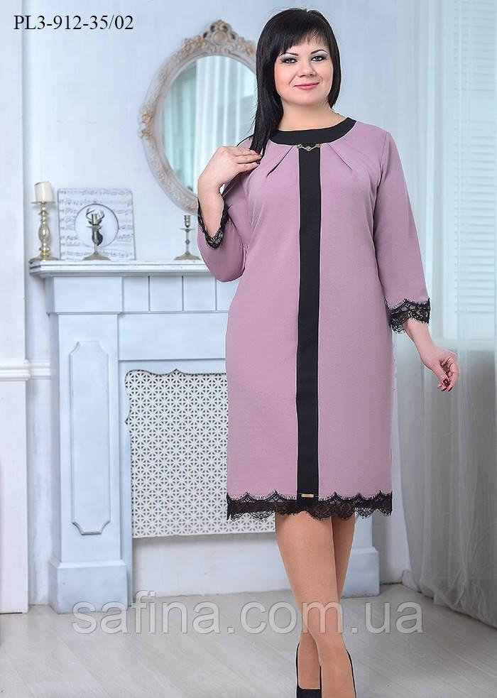 Нарядное платье 912-35/02 52р.
