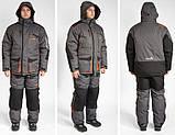 Зимний костюм Norfin Discovery Gray размер XS , фото 2
