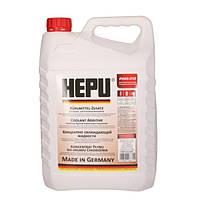 Антифриз концентрат HEPU P999 G12 (красный) 5л