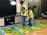 Коврик детский «Мультфильм», т. 11 мм, хим сшитый пенополиэтилен,120х250 см. Украина, TERMOIZOL®, фото 8
