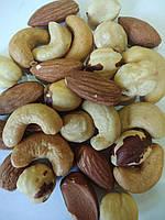 Микс орехов жореных