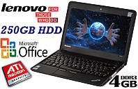 "Акция! Недорогой современный ноутбук Lenovo ThinkPad X130e 11.6"" 4GB 250GB + встр. WEB камера!"