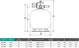 Фильтр для пруда Emaux LF900, 21 м³/ч, верхнее подключение, фото 5