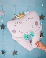 Подушка - игрушка Зубная Фея, мятная №1