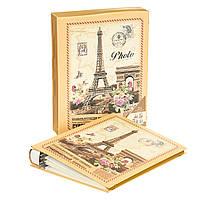 """Фотоальбом """"Париж"""" 20шт. магнитных листов размером 21,5х28см"""