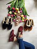 Повседневные демисезонные замшевые ботинки LookLike (разные цвета), фото 2
