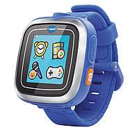 Vtech Умные часы для детей Смарт часы Фотоаппарат синий от 5 до 12 лет  Kidizoom Smartwatch 61a0d9615d1fe