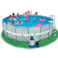Каркасный бассейн INTEX 28322