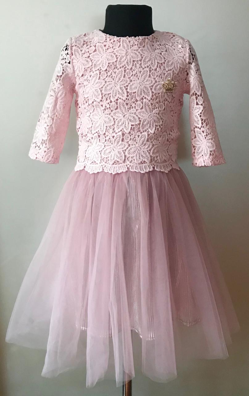 823210b5207 Нарядное платье для девочки с фатином 7-12 лет  продажа