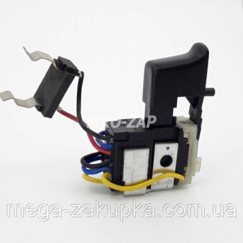 Кнопка на шуруповерт типу DWT/Фіолент (с радіатором)
