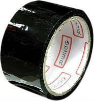 Лента клейкая упаковочная черная 48*30