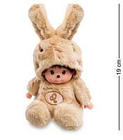 """М'яка іграшка Малюк в костюмі Зайчика """"Знак Зодіаку - Лев"""""""