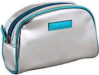 Элегантная косметичка YES Weekend 531612,серебро