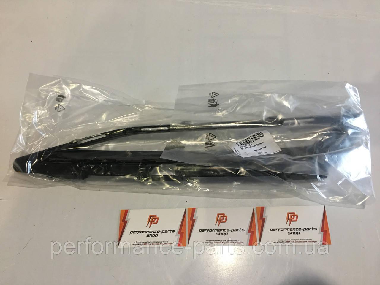 Воздуховод правый для Audi q7 4M0807158A