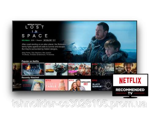 Телевизоры Netflix Sony фото