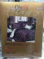 Комплект постельного белья Classi сатин Runkel Евро