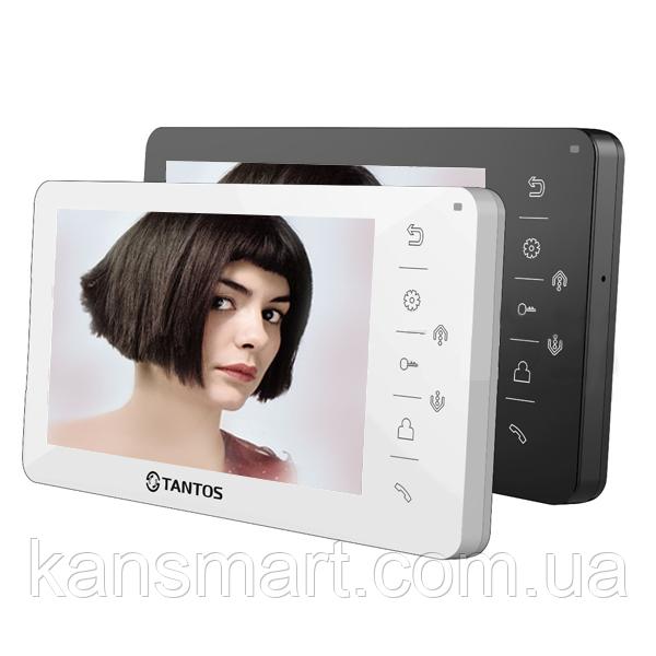 """Видеодомофон Tantos Amelie-SD 7"""" (White)"""