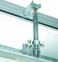 Привод шпиндельный для дистанционного открывания люков, фрамуг, ручного управления