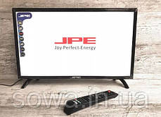 """✔️ Телевизор JPE + Т2 матрица от Sony ● Диагональ 24"""" ● LED HD ● Качество на 5+, фото 3"""