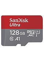Карта памяти SanDisk microSDXC 128gb