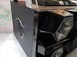 Бумбокс портативний AILIANG UF-1606B-DT колонки USB\Bluetooth\FM-тюнер\Пульт ДУ, фото 7