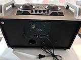 Бумбокс портативний AILIANG UF-1606B-DT колонки USB\Bluetooth\FM-тюнер\Пульт ДУ, фото 9