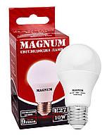 Лампа світлодіодна MAGNUM BL 60 10 Вт 6500K 220В E27