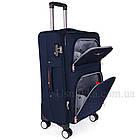 Дорожный чемодан на колесах  Dunlop, фото 2