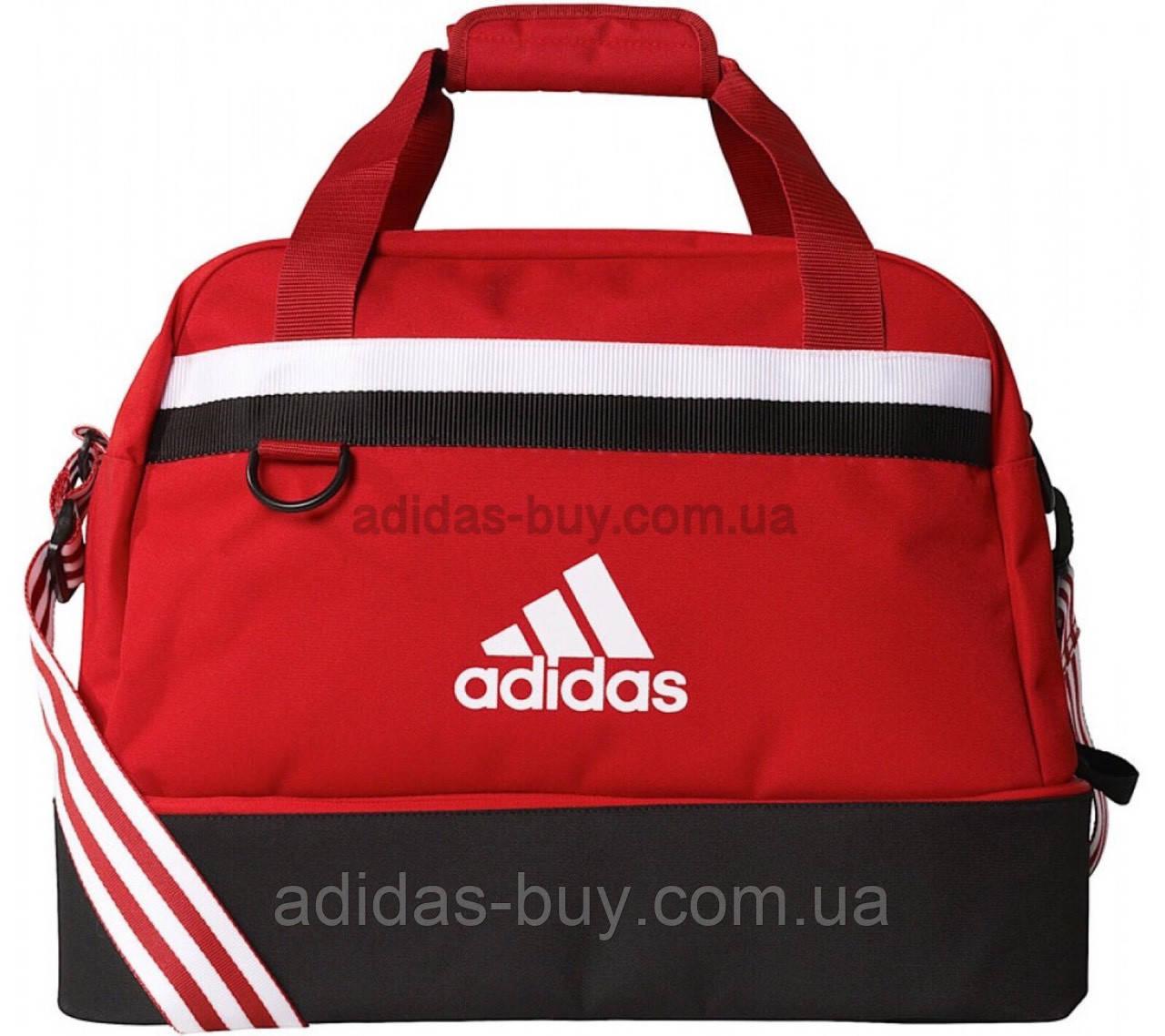 a7be7866 Футбольная Дорожная сумка adidas TIRO TB BC M S13307 цвет: красный -  ORIGINAL SHOES (