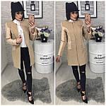 """Женское кашемировое пальто """"Хит продаж"""" , фото 8"""