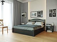 Двоспальне ліжко Афіна Нова з ПМ Лев, фото 1