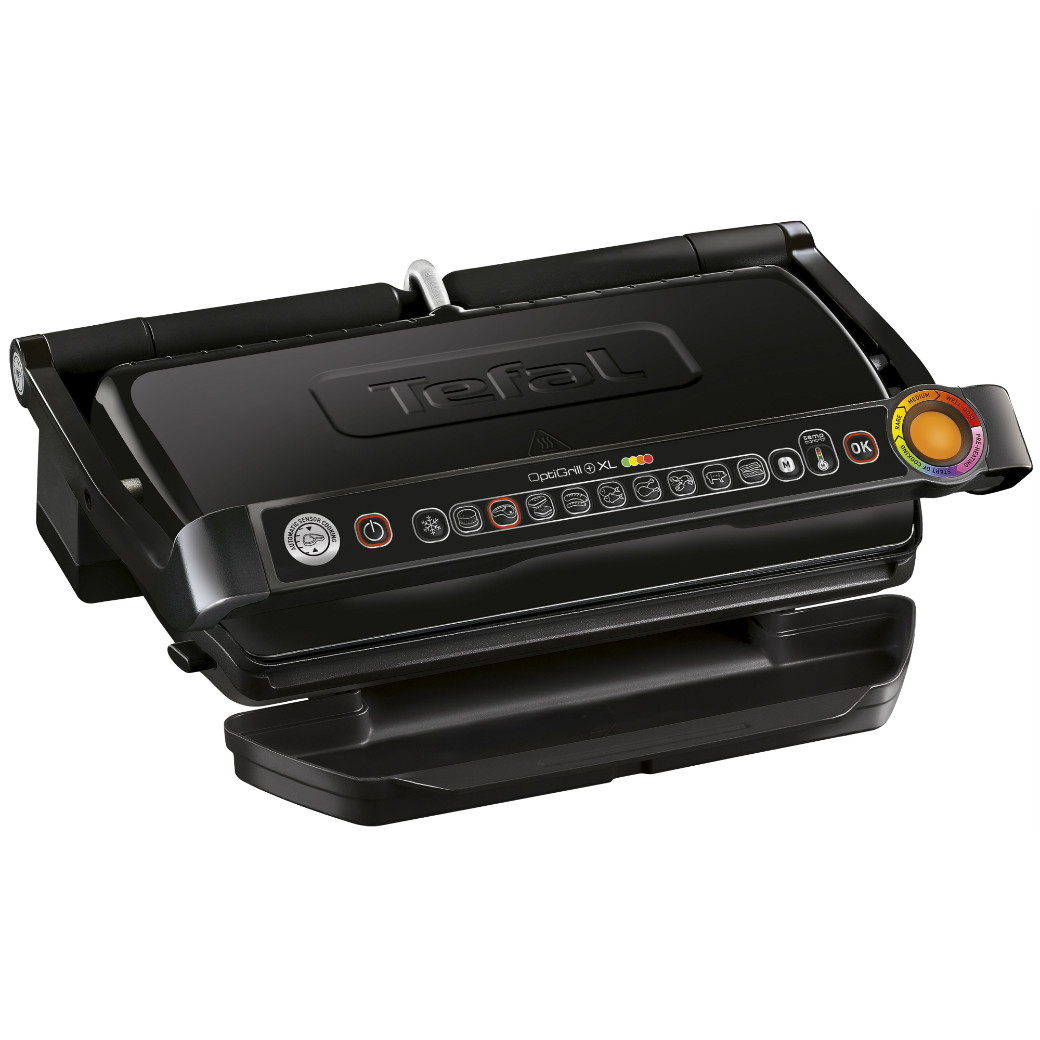 Гриль TEFAL GC722834 OptiGrill + XL