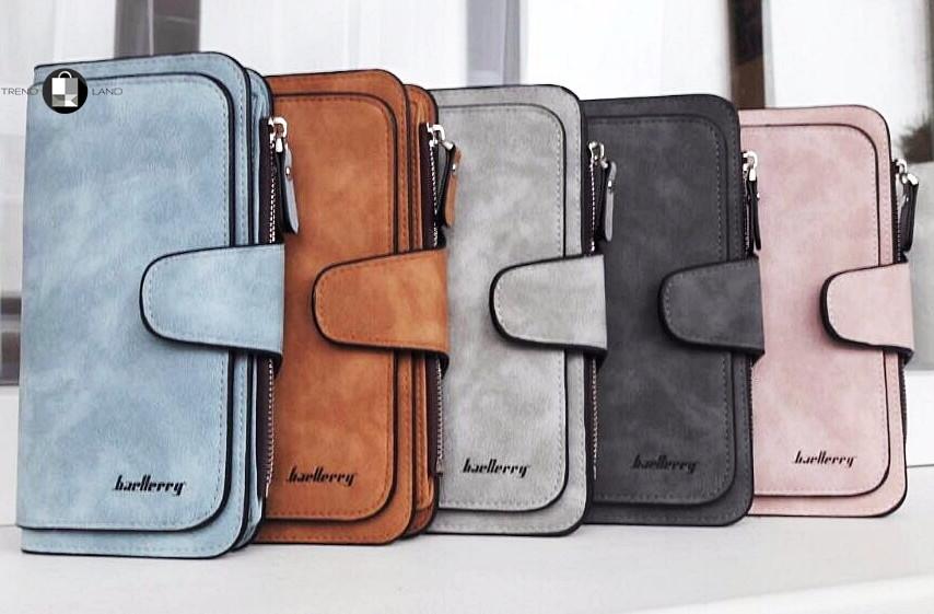 Жіночий клатч гаманець Baellerry Woman Forever 5 кольорів в наявності