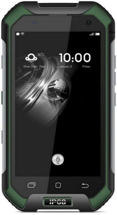 Смартфон Blackview BV6000 3/32Gb Green