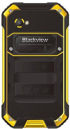 Смартфон Blackview BV6000 3/32Gb Sunshine Yellow, фото 2