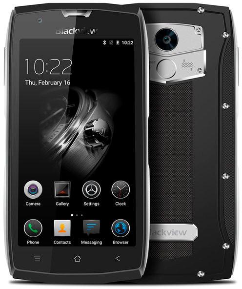 Смартфон Blackview BV7000 2/16Gb Silver