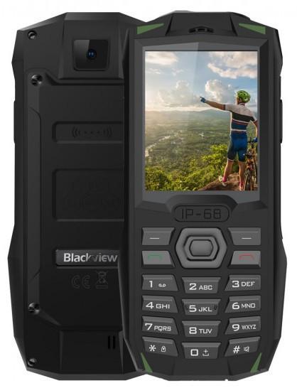 Телефон Blackview BV1000 Green