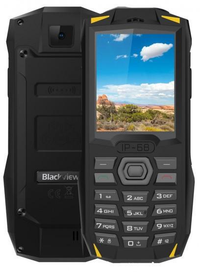 Телефон Blackview BV1000 Yellow