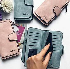Жіночий клатч гаманець Baellerry Woman Forever 5 кольорів в наявності, фото 2