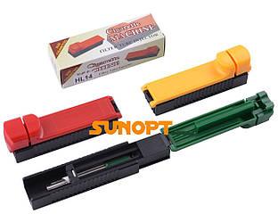 Машинка для набивки сигаретных гильз №HL-14