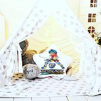 Светящаяся светодиодная подушка Бейблейд Beyblade
