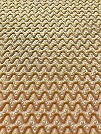 Набоечная резина Vector 570mmx380mmx6,2mm цвет бежевая