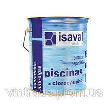 Краска для бассейнов Isaval, Piscinas 4л