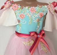 Нарядное платье детское (модель №2), 105/75 см