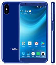 Смартфон Doogee X55 1/16Gb Blue, фото 3