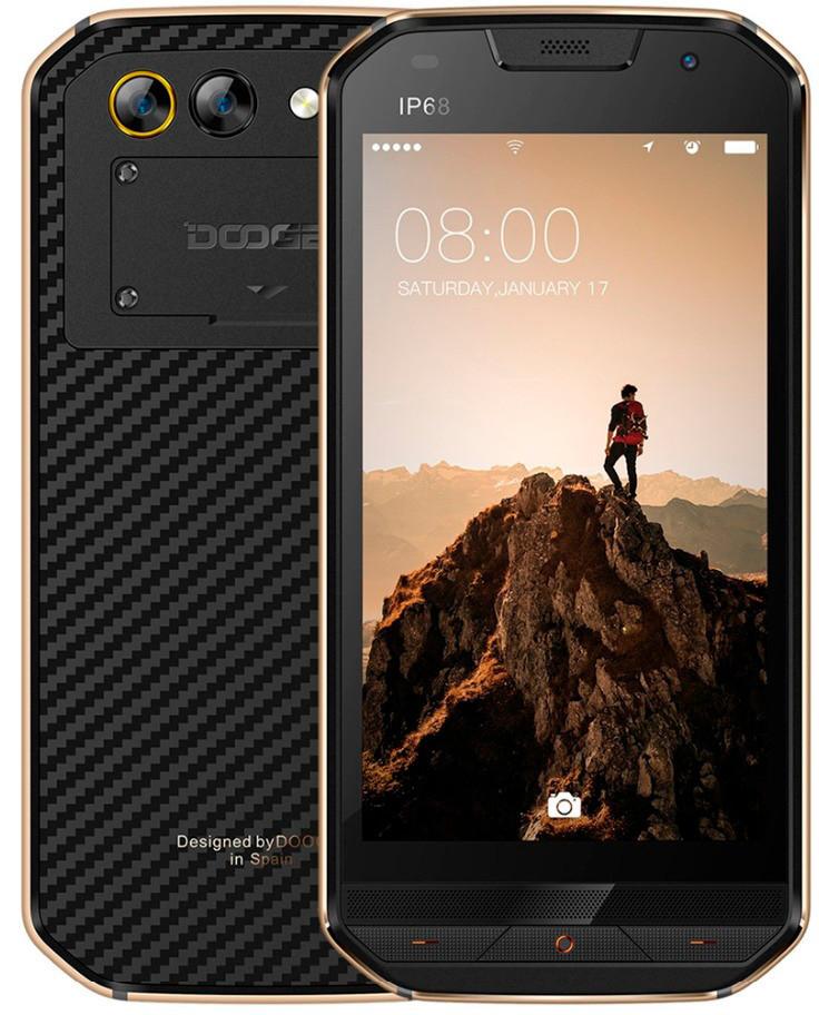 Смартфон Doogee S30 2/16Gb Gold