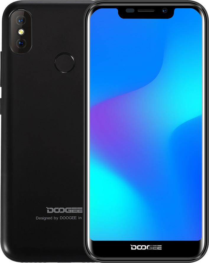 Смартфон Doogee X70 2/16Gb Black