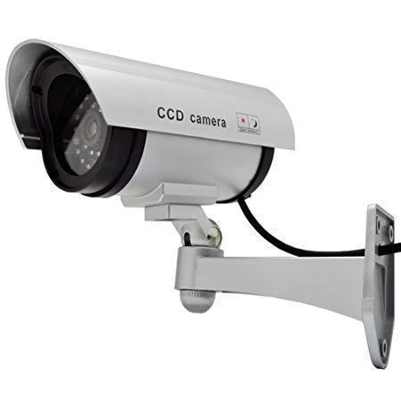 Муляж камера обманка CAMERA DUMMY 1100 CCD наклейка, фото 1